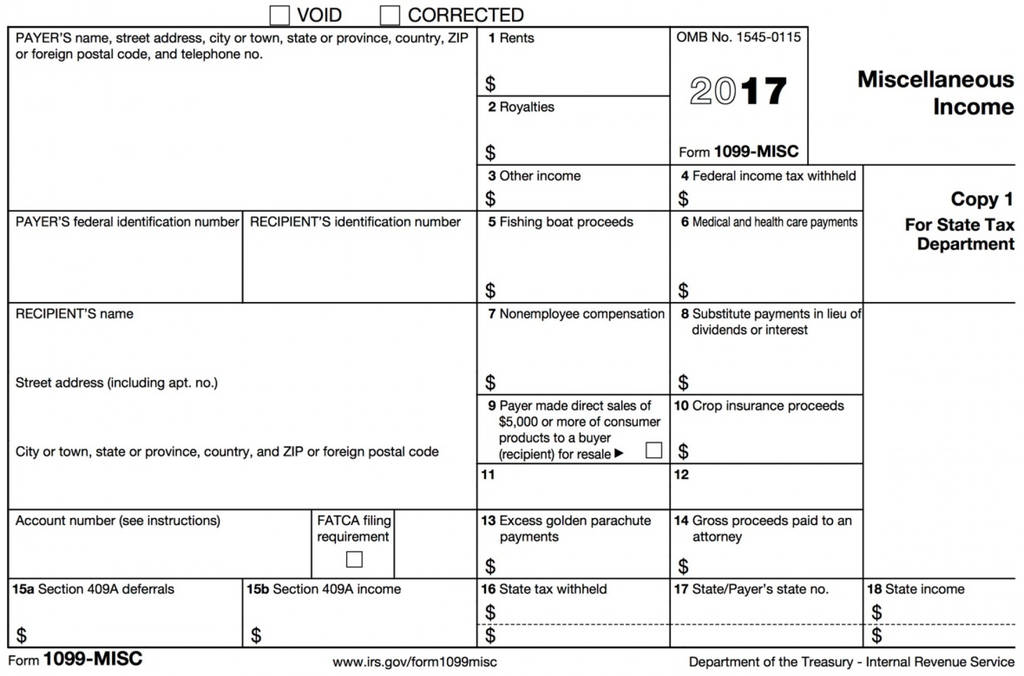 Form Templates 5a2f cc c93 1099 2017 Irs Exceptional Misc Instructions For 1099 misc Irs