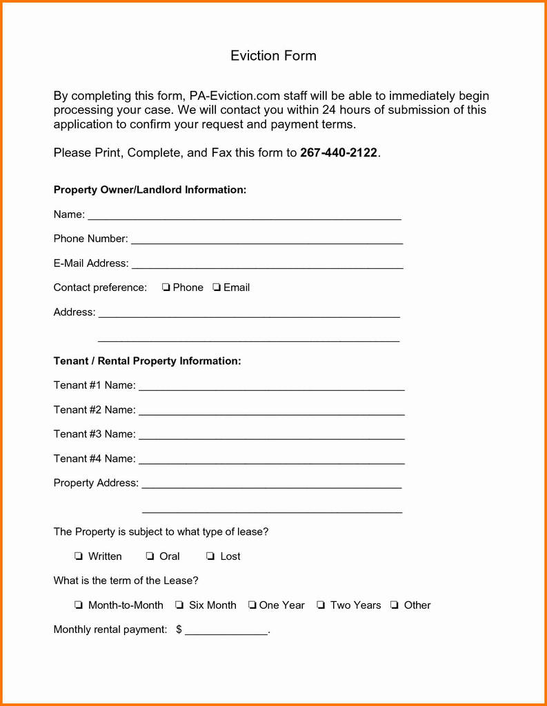 72 Hour Eviction Notice oregon form Awesome Valuable S Free Printable Eviction Notice Template