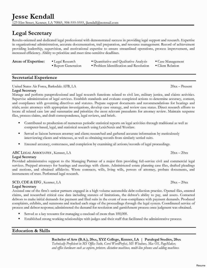 Affidavit Of Process Server Form Unique Server Administrator Resume