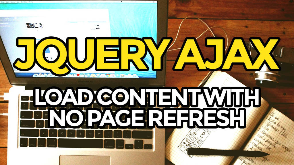 Ajax Multipart form Data File Upload Beautiful Jquery Tutorial Ajax Load Content with No Page Refresh