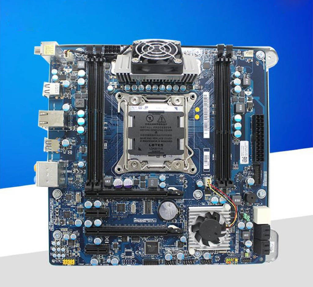 Alienware Small form Factor Fresh Dell Alienware Aurora R4 Alx System Motherboard 07jnh0