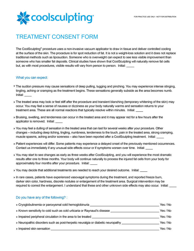 Allergan Kybella Consent Form Beautiful Kybella Consent Form People