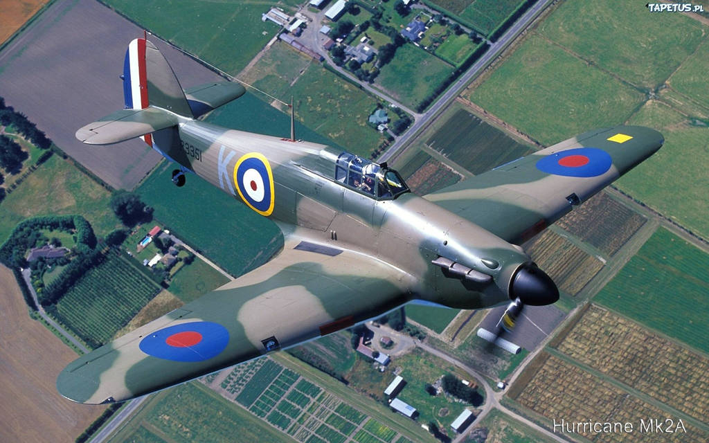 Are there Any New Hurricanes forming Inspirational Hawker Hurricane Mk2a Samoloty Aircraft Pinterest