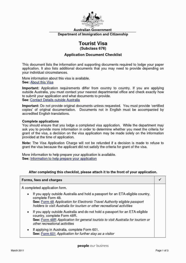 Australian Electronic Travel Authority Eta Application form Inspirational 51 Best Cover Letter for Immigration Ficer Resume Cover