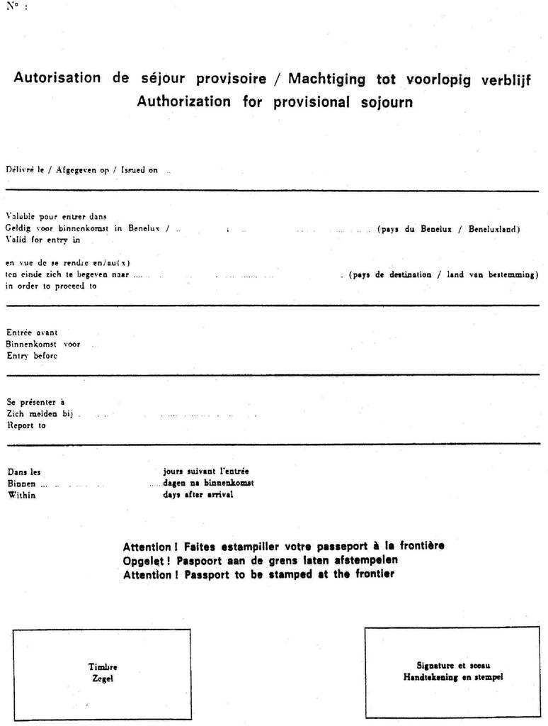 Australian Electronic Travel Authority Eta Application form Inspirational Eur Lex X1216 03 En Eur Lex