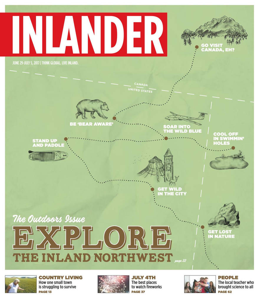 Broad form Insurance Spokane Wa Lovely Inlander 06 29 2017 by the Inlander issuu