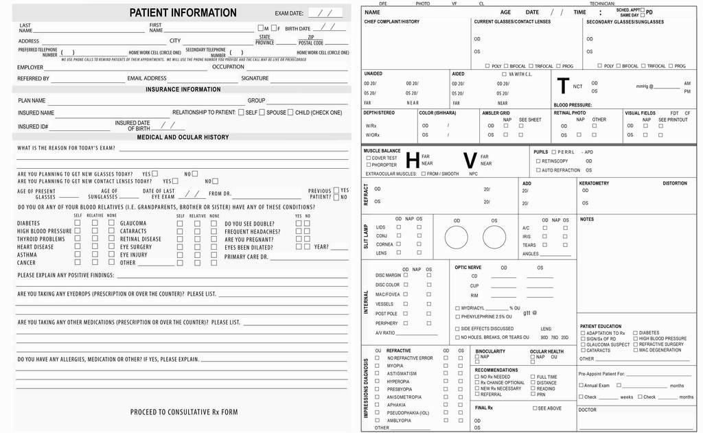 Canine Neurological Exam form Brilliant normal Physical Exam Template Amazing Neurological Exam Template