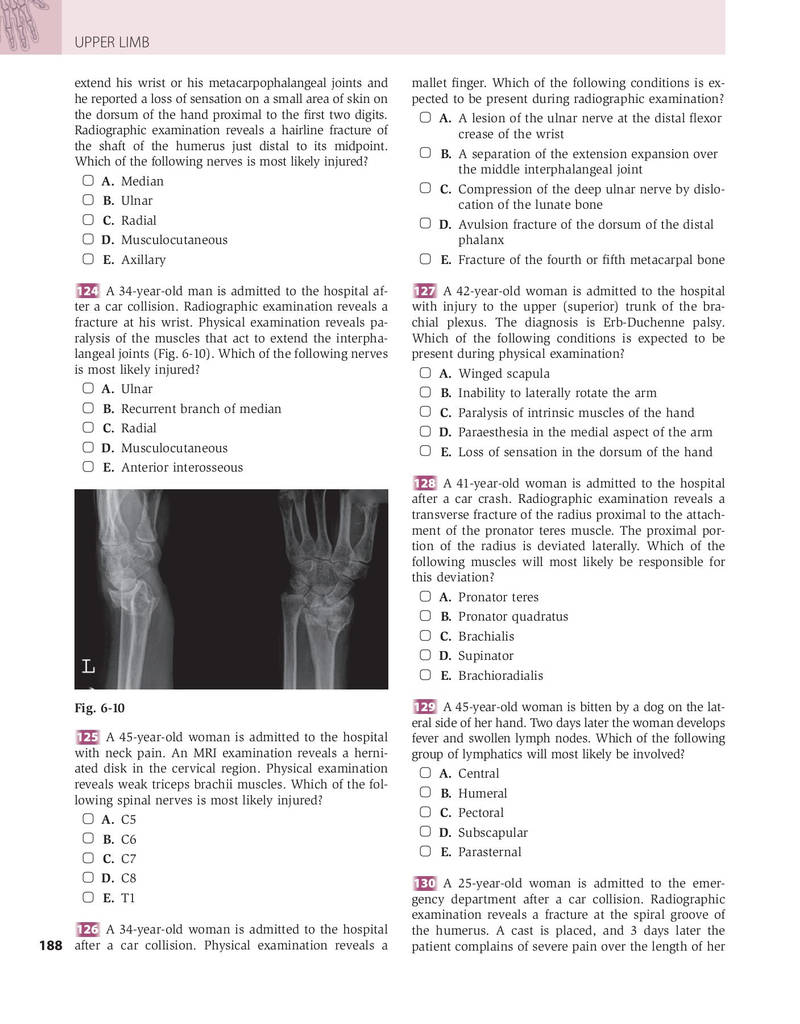 Canine Neurological Exam form Fresh A Gray S Anatomy Review Abrahams Peter H Pages 201 250 Text