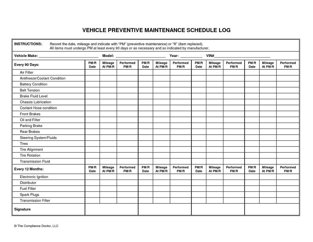 Construction Equipment Inspection form Unique Generator Maintenance Worksheet Best A Heavy Equipment Preventive