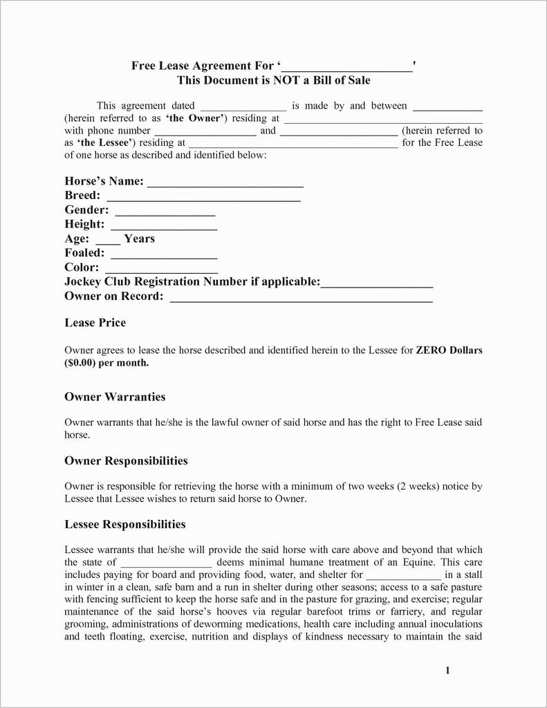 Free Indiana Residential Lease Agreement form Awesome 32 Beautiful S Florida Residential Lease Agreement Pdf