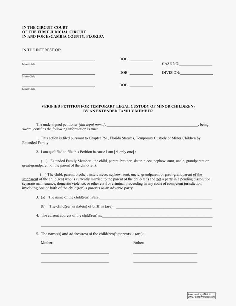picture relating to Free Printable Temporary Guardianship Form named Cost-free Printable Guardianship varieties Texas Beautiful Indiana