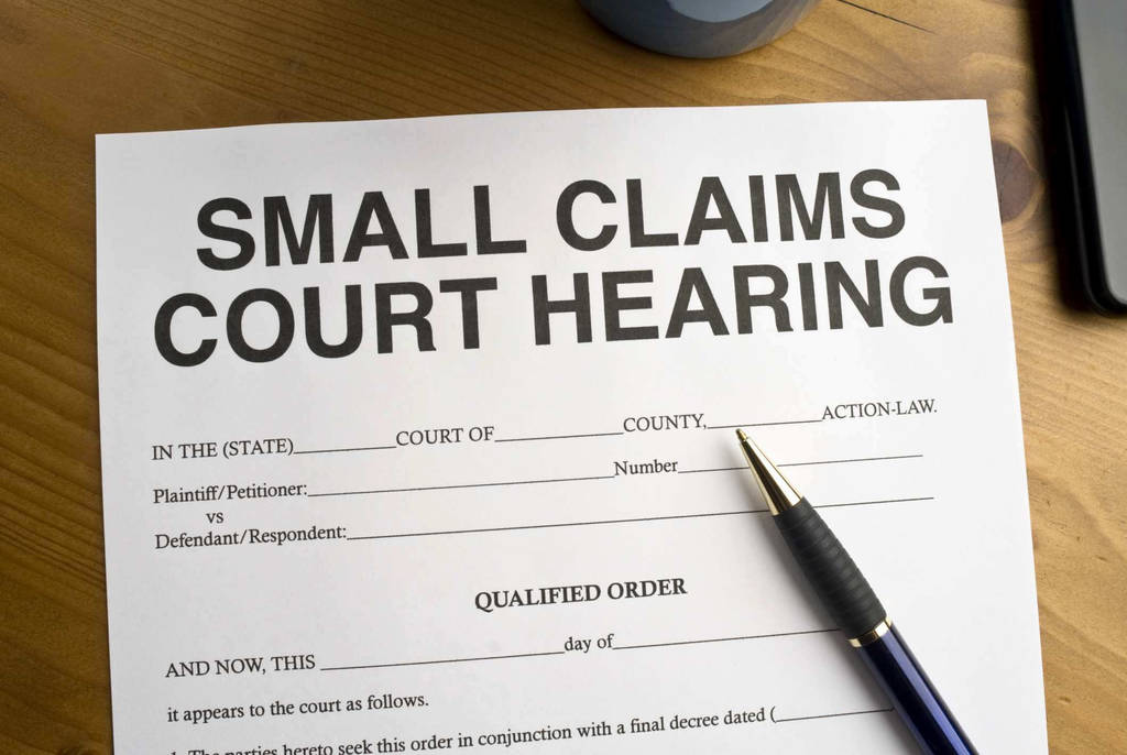 Indiana Small Claims Court forms New Small Claims forms California Access to Justice Innovations
