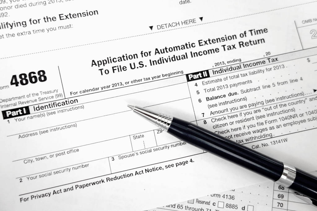 Irs form 1096 for 2017 Beautiful How to File An Extension for Your Federal Tax Return