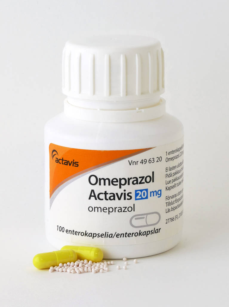 Is there A Generic form Of Entresto Inspirational Omeprazole