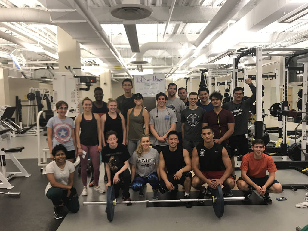 Lift A Thon Fundraiser forms Beautiful Bowdoin Weightlifting Club Hosts 2nd Annual Lift A Thon – the