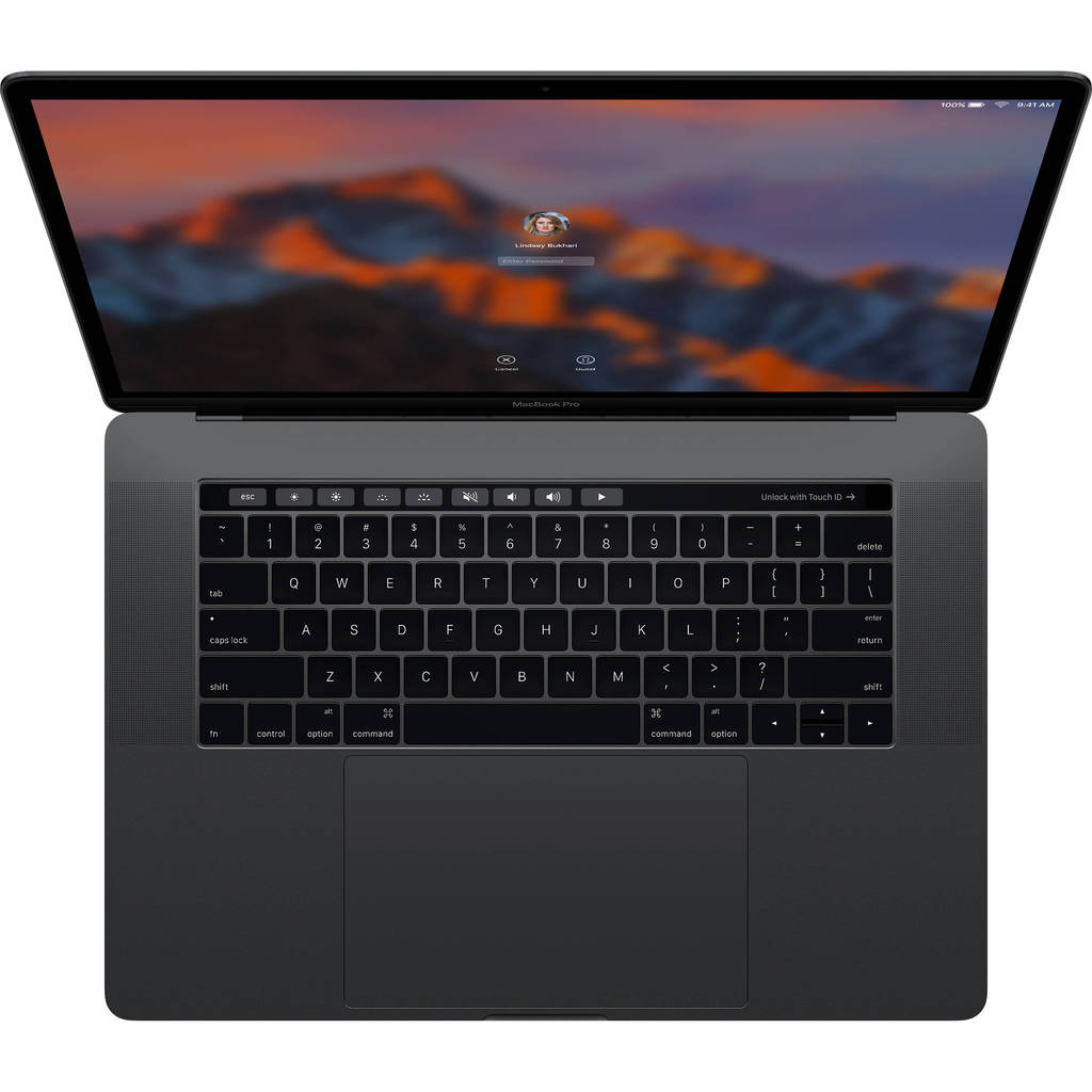 "Apple 15 4"" MacBook Pro with Touch Bar Late 2016"