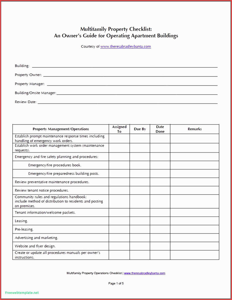 Move Out Inspection form Best Of Building Inspection Checklist Template Awesome Building Inspection