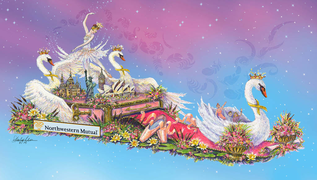 Northwestern Mutual Life Insurance Change Of Beneficiary form Awesome northwestern Mutual Reveals Design Of 2016 Rose Parade Float to