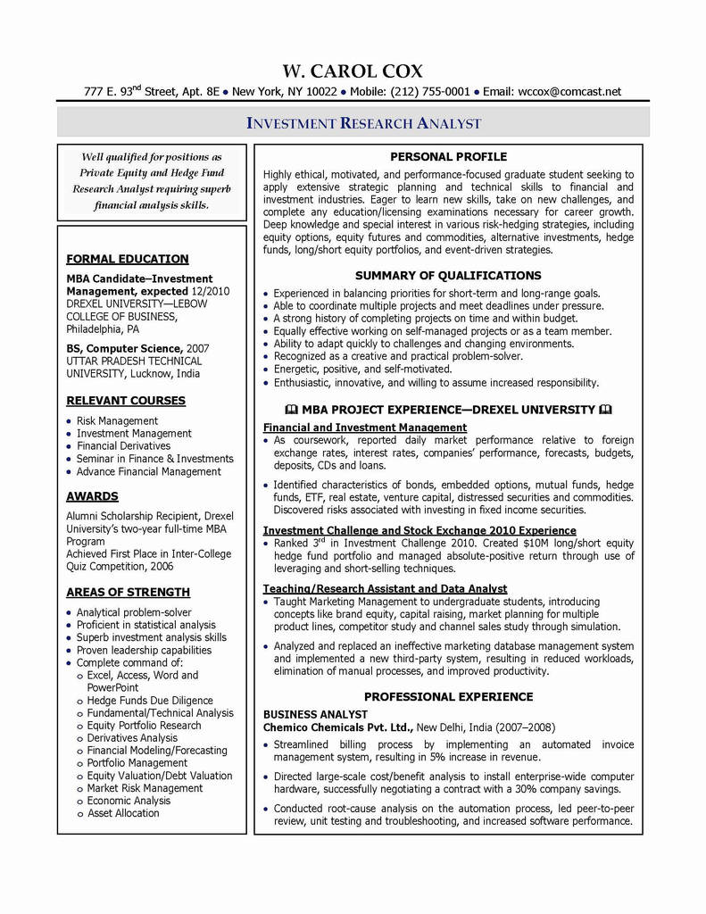 economic support specialist cover letter - Soner ...