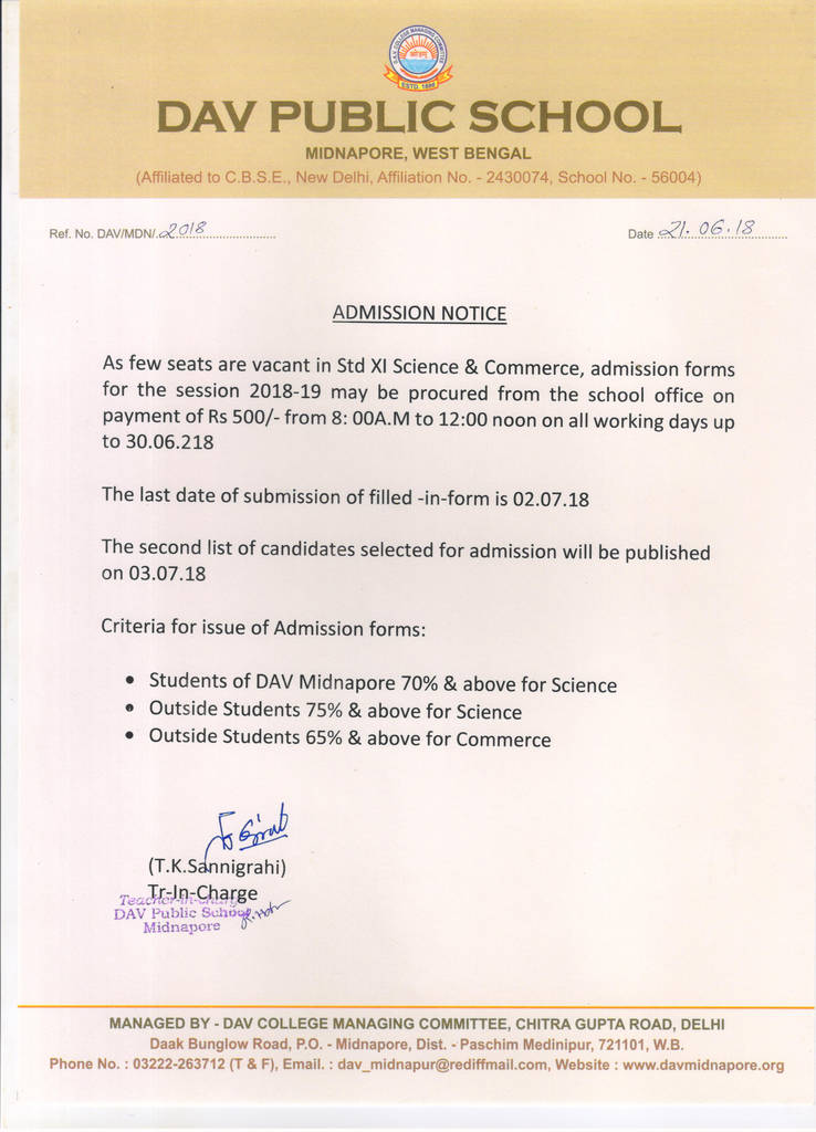 Nursing Schools In Ghana Admission forms Best Of Dav Public School Midnapore W B