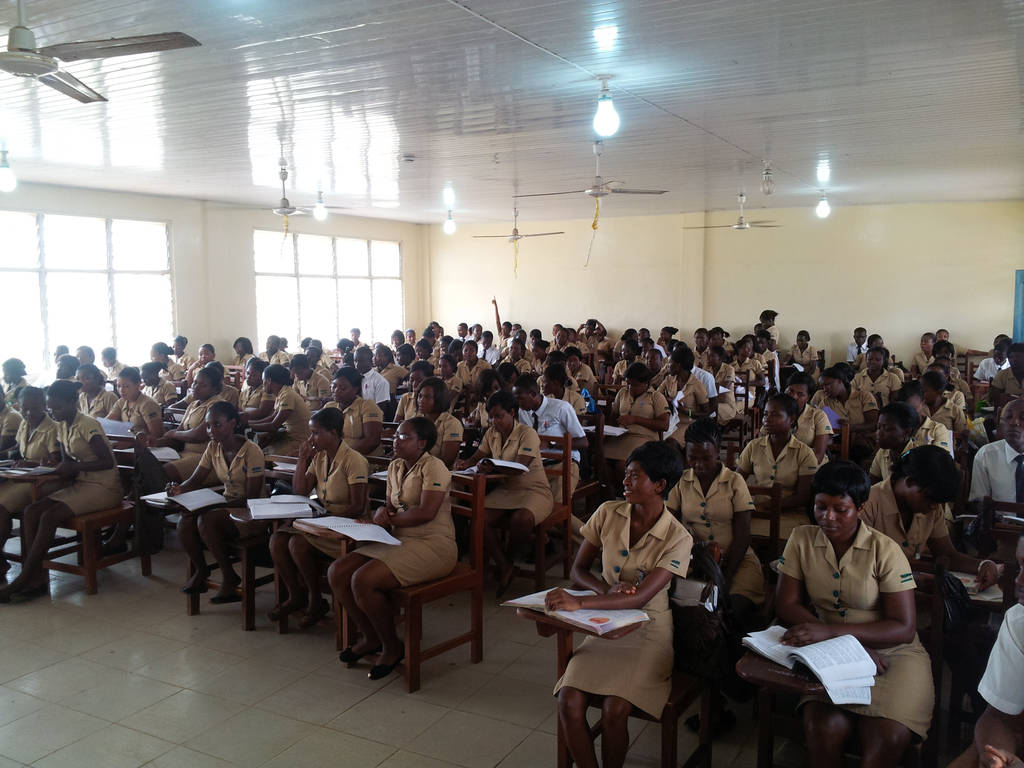Nursing Schools In Ghana Admission forms Fresh Nursing and Health assistant Training School Teshie
