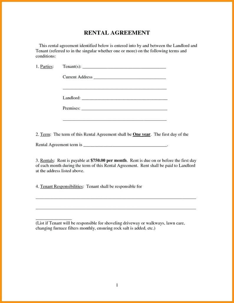 Oregon Commercial Lease Agreement forms Awesome Rental Contract Template Selo L Ink