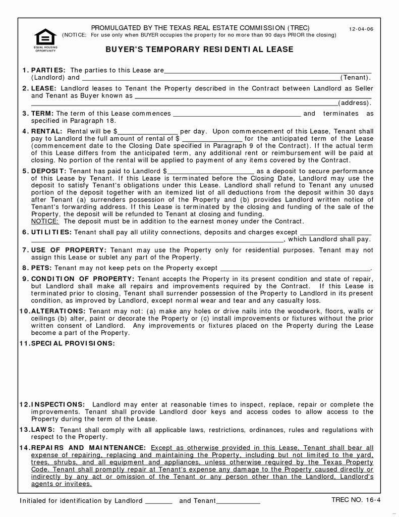 Oregon Commercial Lease Agreement forms Fresh Texas Residential Lease form Mersnoforum