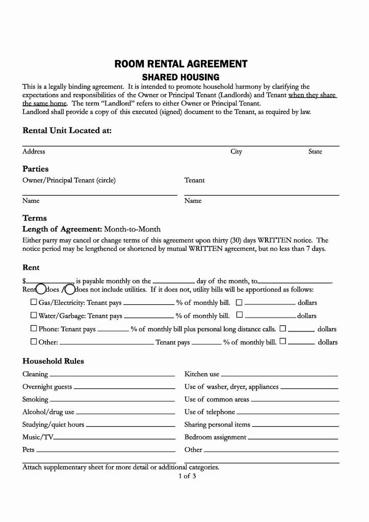 Oregon Commercial Lease Agreement forms Lovely 49 Elegant oregon Residential Lease Agreement