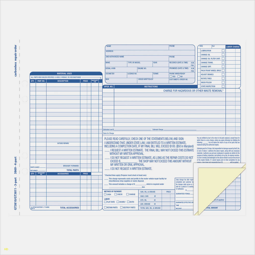 Purchase order forms with Carbon Copy Brilliant 3 Part Carbonless Invoices Custom Carbon forms Best 8 Best Custom