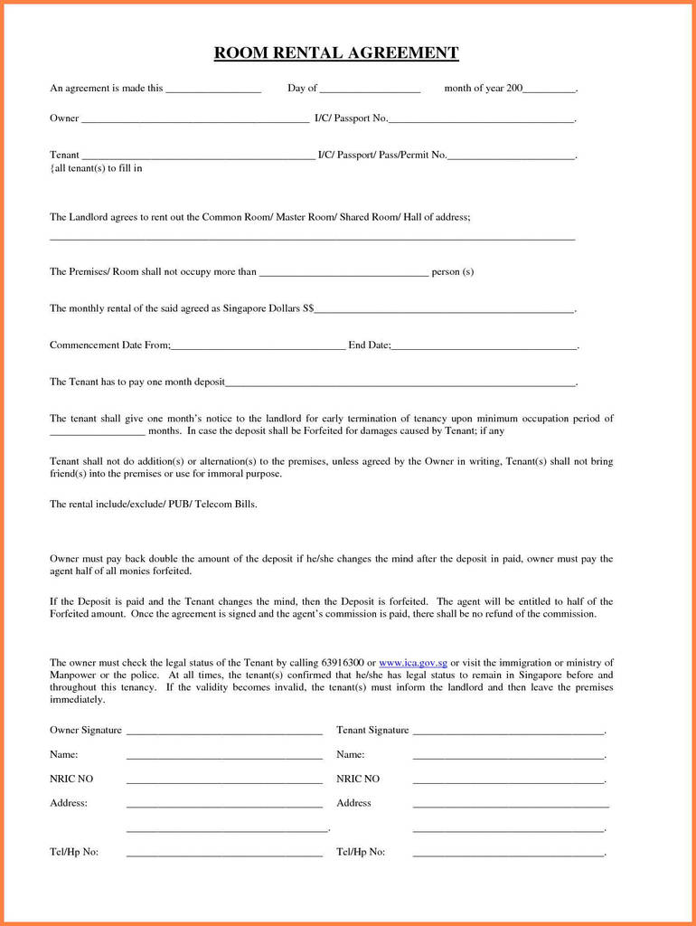 Rental Application form Ohio Beautiful Pdf Rental Agreement form Best 7 Lease Agreement for Renting A