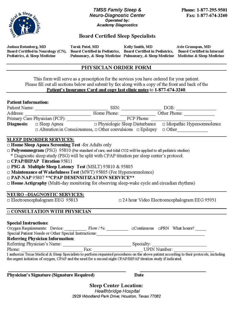 Temporary Health Care Proxy form Elegant Doctor Referral form Template