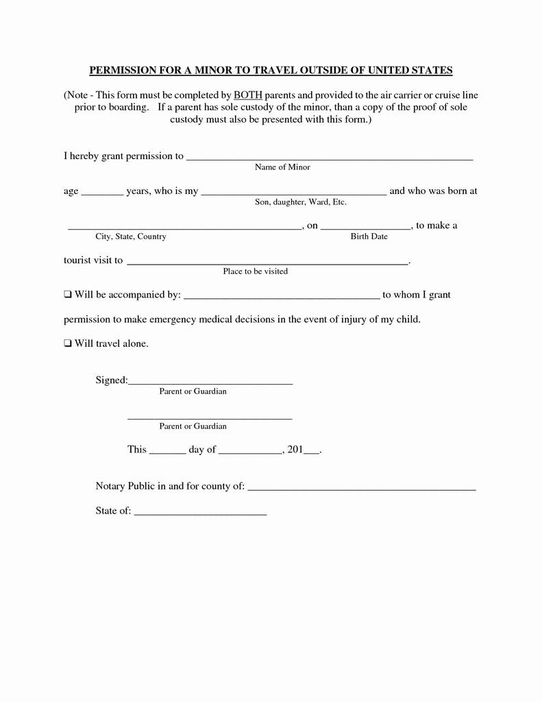 Temporary Health Care Proxy form New 44 Luxury Gallery Temporary Guardianship form Texas