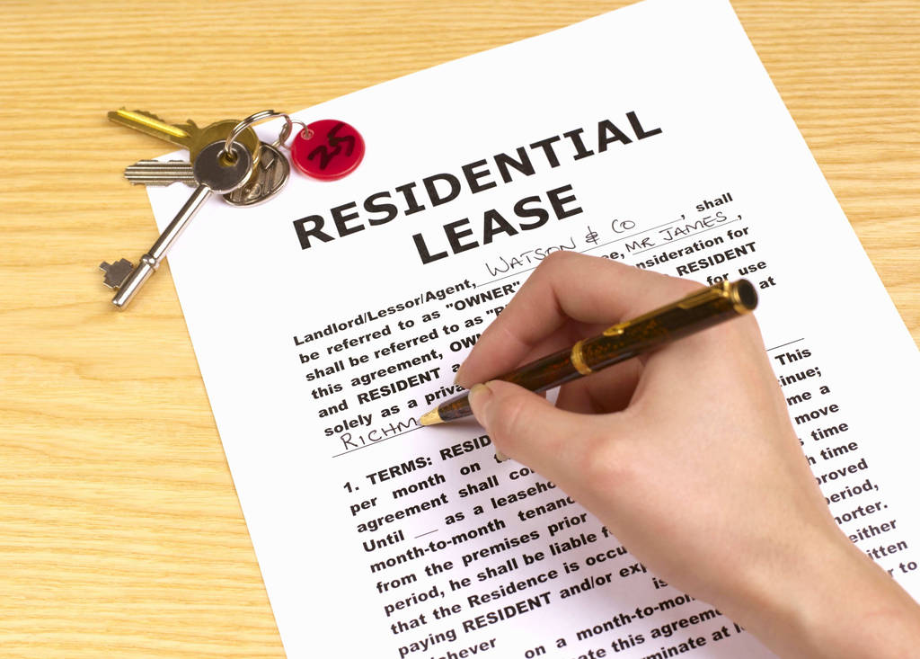 Texas Association Of Realtors Residential Lease Application Fillable