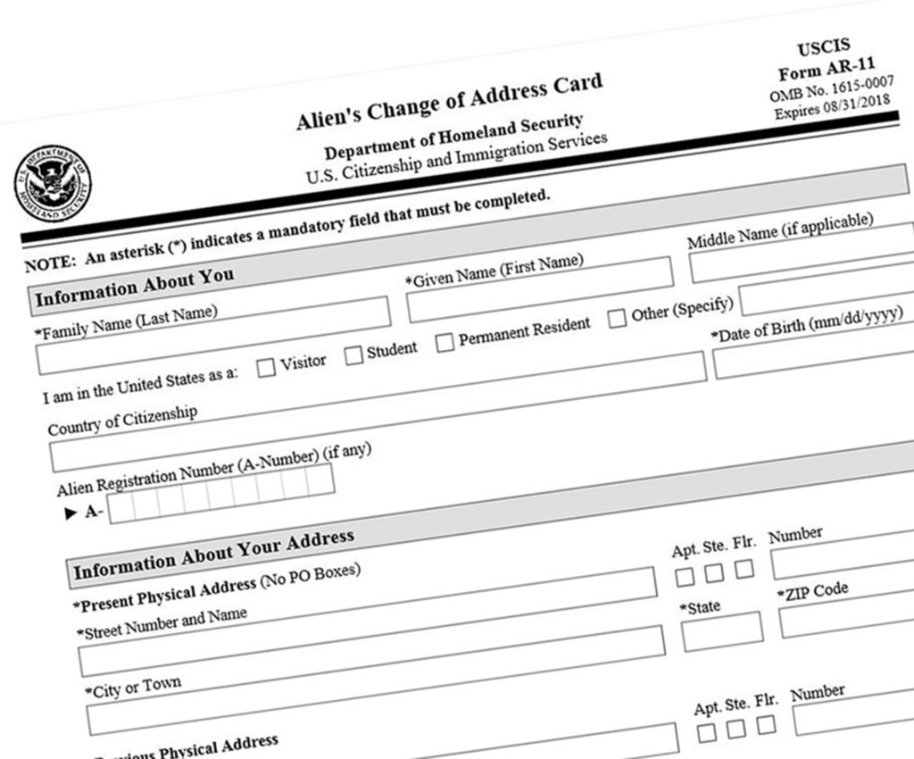 Uscis Gov Change Of Address form Fresh Best Free Fillable forms form Ar Change Of Address