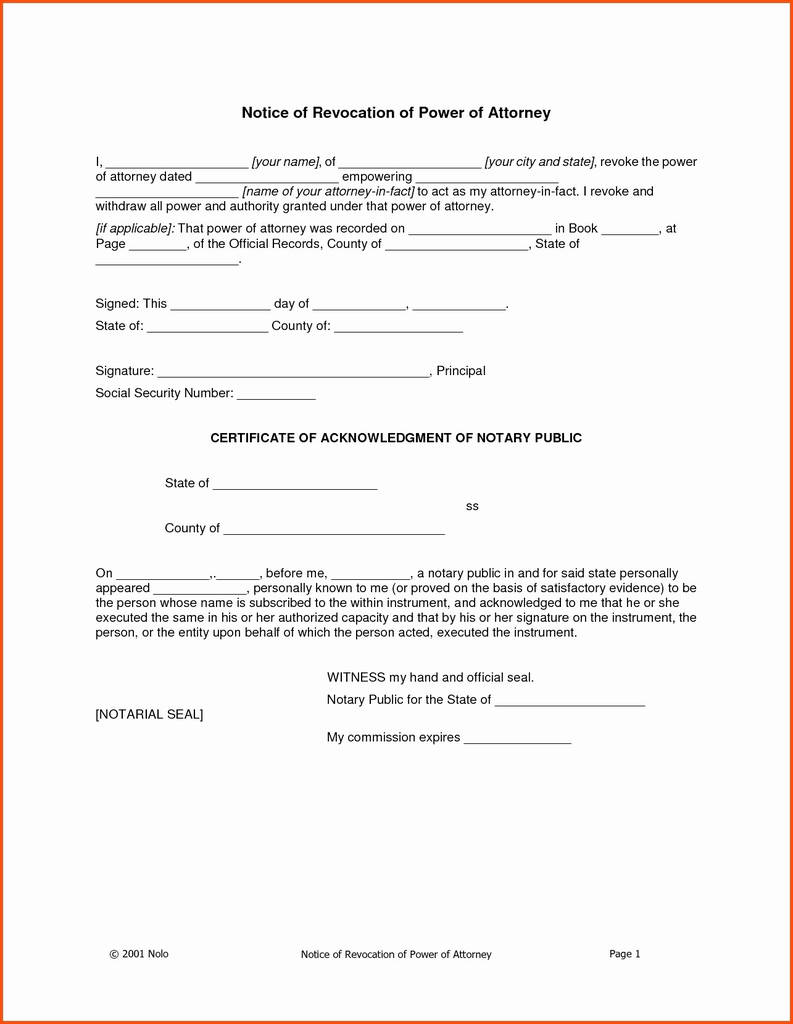 Virginia Notary Acknowledgement form Brilliant Mississippi Power attorney Elegant Free Power attorney form