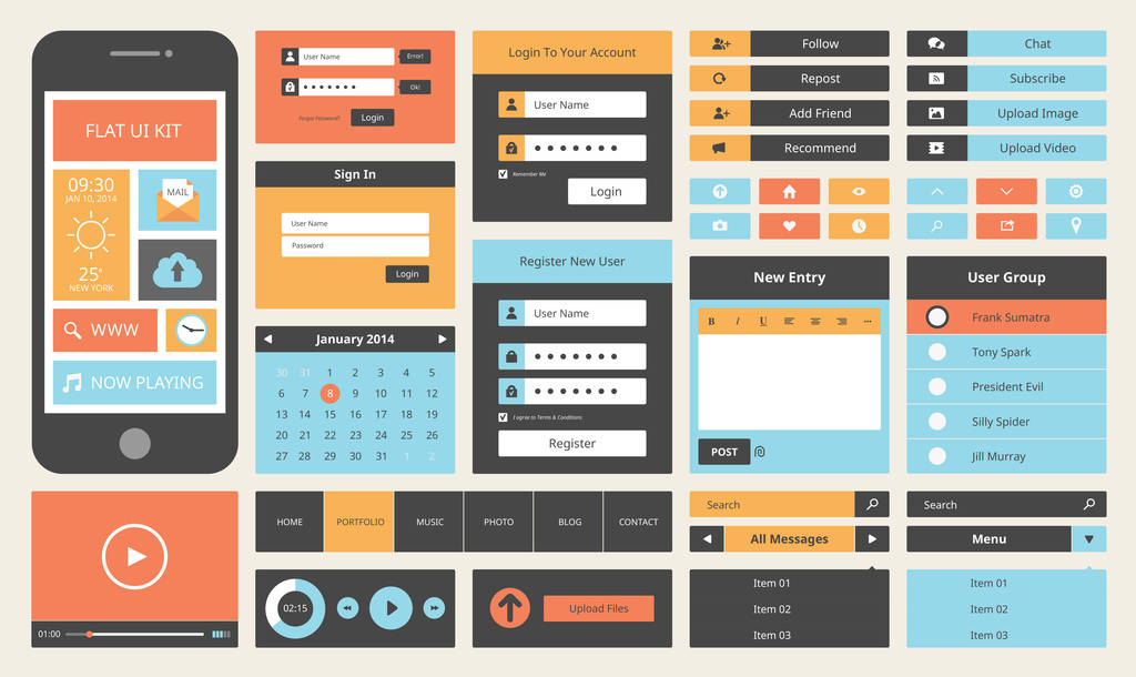 Web form Design tool New Ui Design Examples Akbaeenw