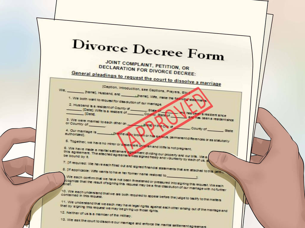 Wisconsin Divorce Financial Disclosure form Fresh How to Divorce In Georgia with Wikihow