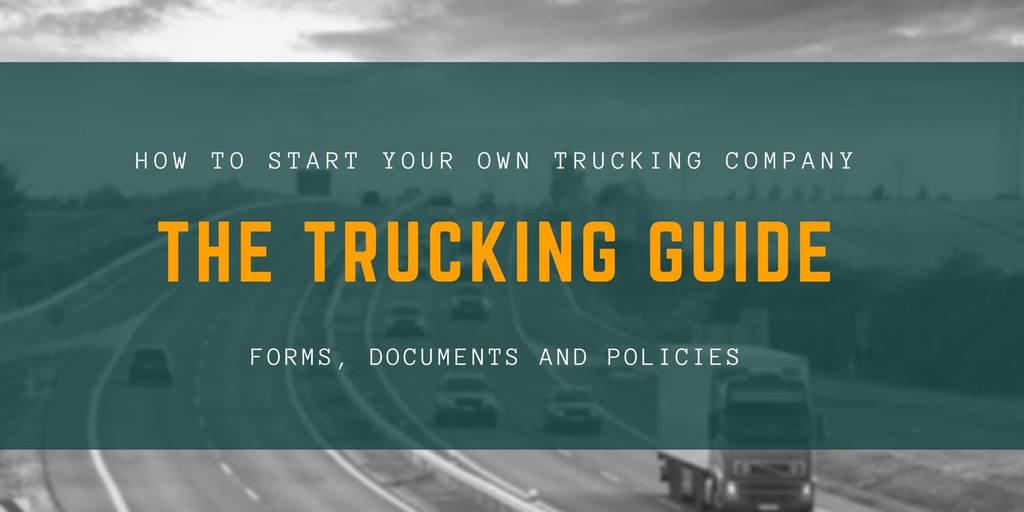 Independent Contractor Delivery Driver Agreement Unique Starting A Trucking Pany Here S Everything You Need to Know