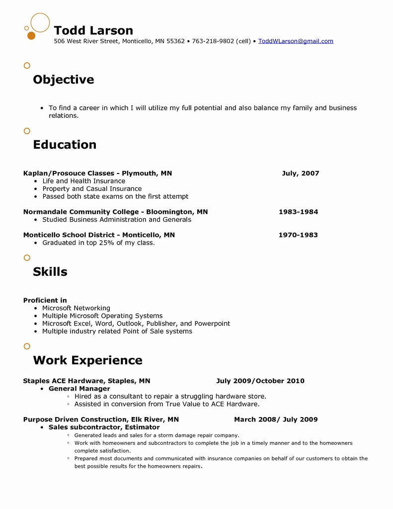 Intern Employment Agreement Awesome Store Manager Resume Sample Luxury Banking Resume Template Contract