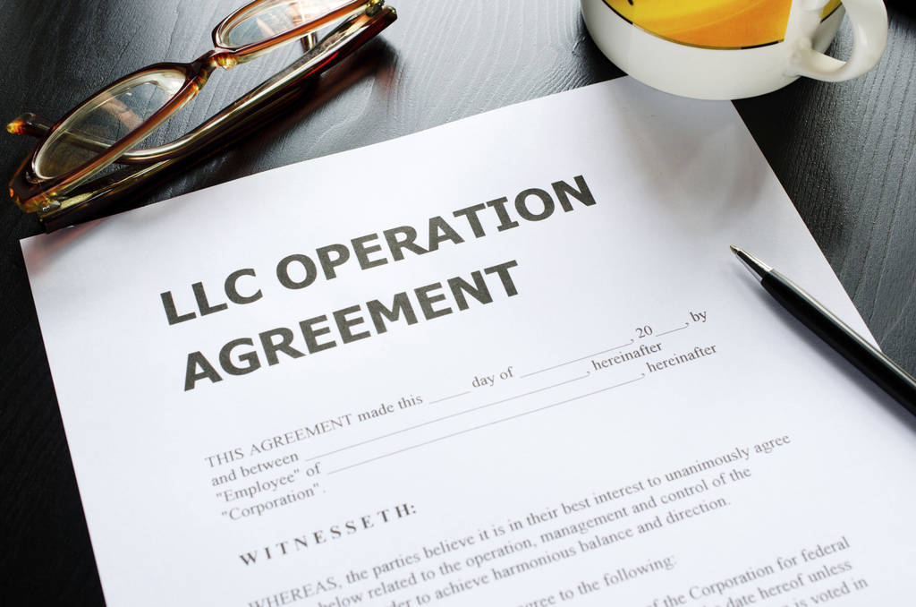 a limited liability pany operation agreement with pen d5f9b a1add49