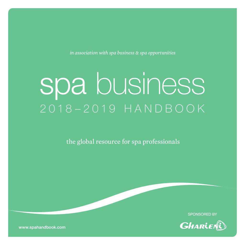 Pampered Chef Consultant Agreement Best Of Spa Business Handbook 2018 19 by Leisure Media issuu