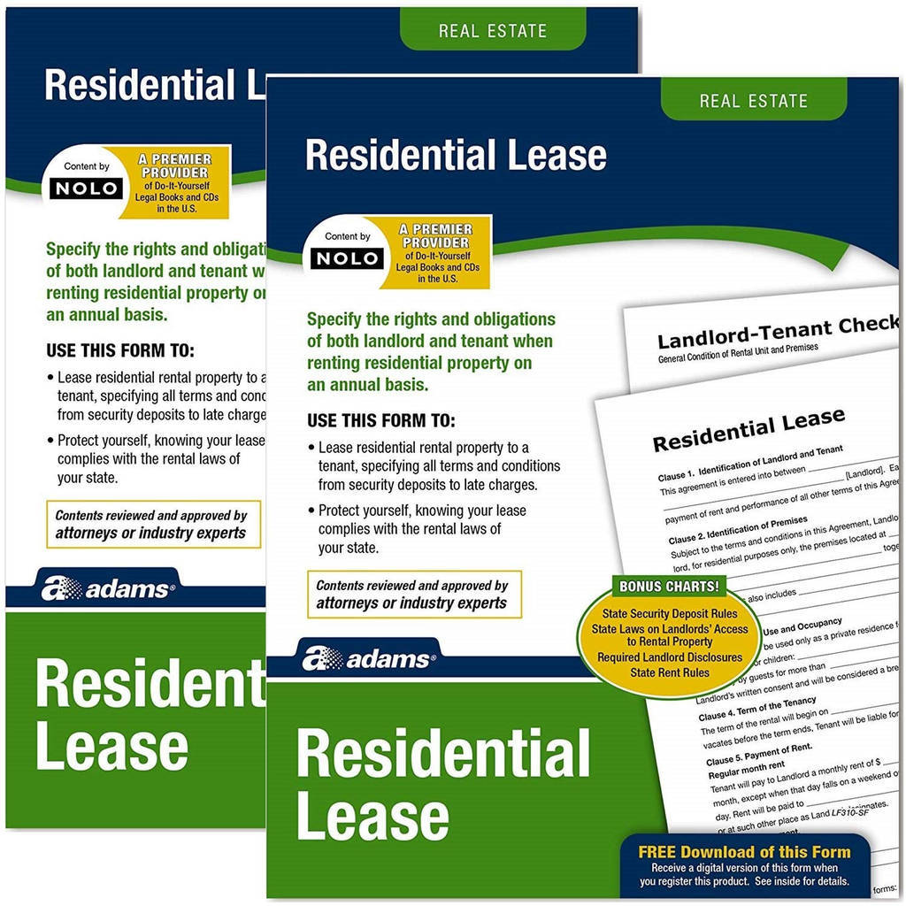 Property Management Agreement Sample Brilliant Amazon Adams Residential Lease forms and Instructions Lf310