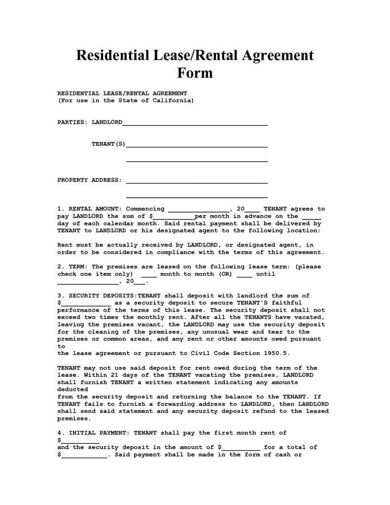 Texas association Of Realtors Residential Lease Agreement Elegant 022 Template Ideas Residence Lease Agreement California association