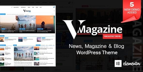 Create A form In Pages Inspirational Vmagazine Blog Newspaper Magazine Wordpress themes by