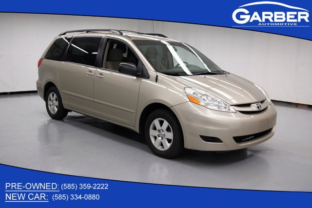 E 585 Sales Tax form Unique Pre Owned 2010 toyota Sienna Le Fwd 4d Passenger Van