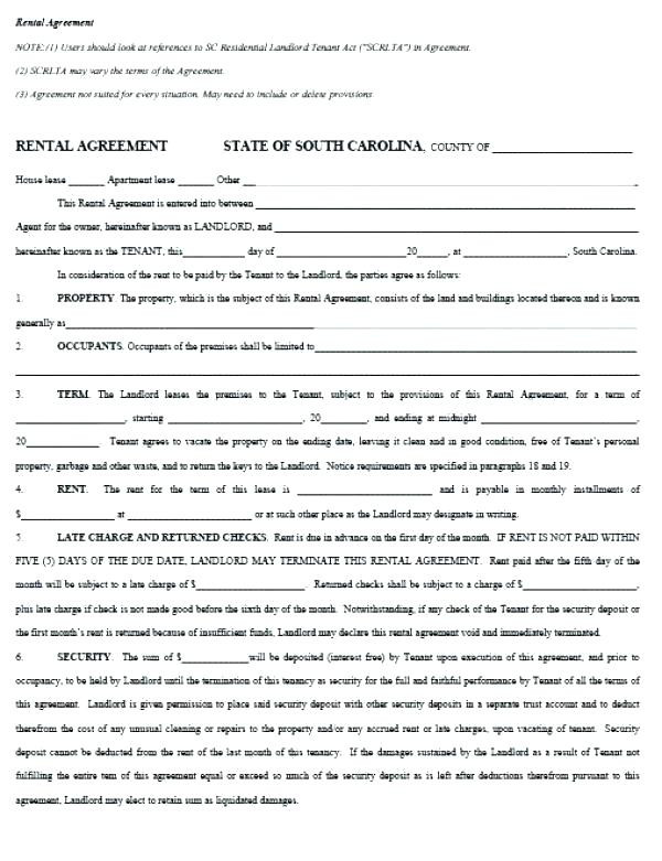 Free Rental Application form Nc Best Of Standard Lease Template