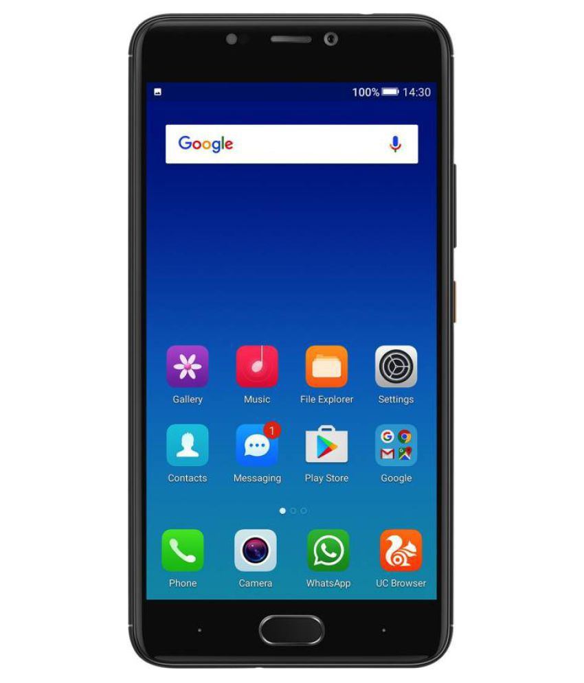 Google forms On Mobile Devices Brilliant Gionee A1 64gb 4 Gb Black