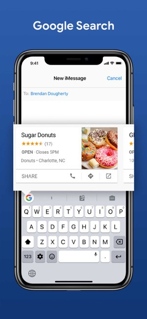 Google forms On Mobile Devices Fresh Gboard – the Google Keyboard On the App Store
