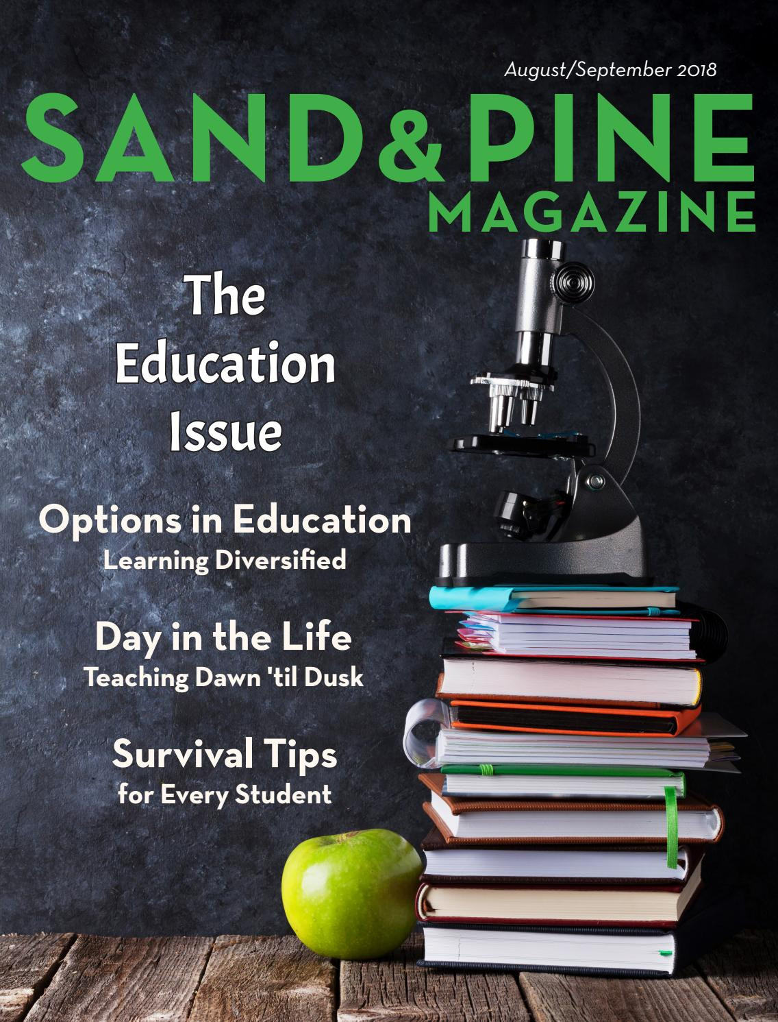 Intent to Homeschool form Nc Beautiful Sand & Pine August September 2018 by Sand & Pine issuu