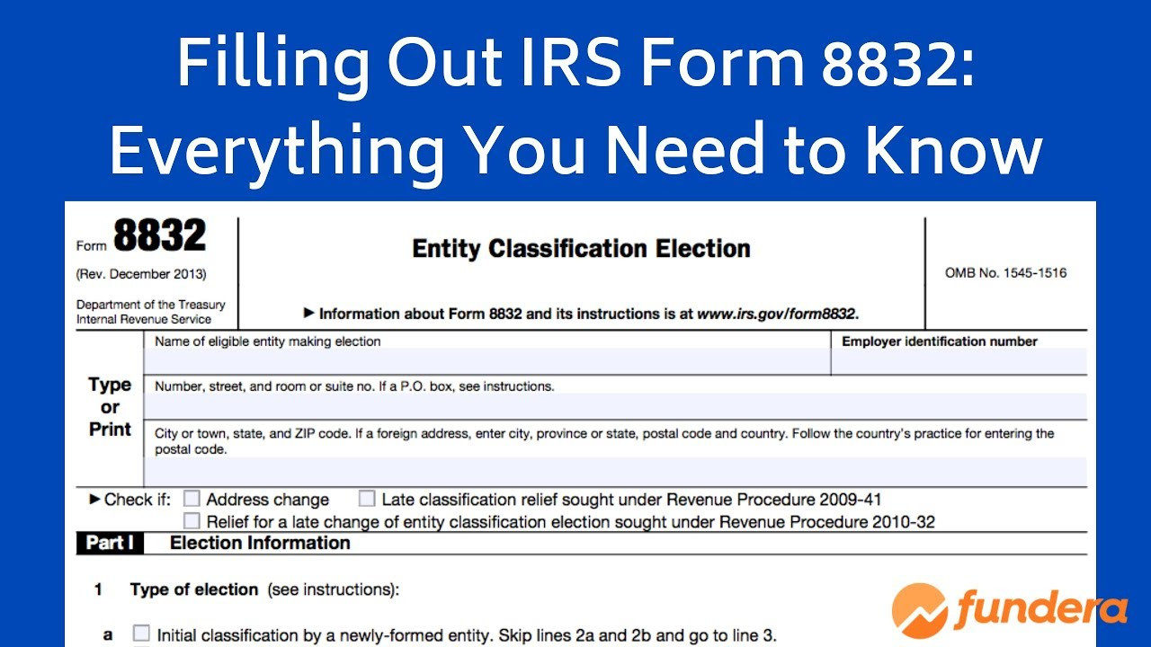 State Of New Jersey Certified Payroll forms Brilliant Irs form 8832 Instructions and Faqs for Business Owners